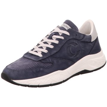 Crime London Sneaker blau