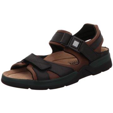 Mephisto Sandale schwarz