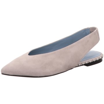 Kennel + Schmenger Top Trends Ballerinas grau