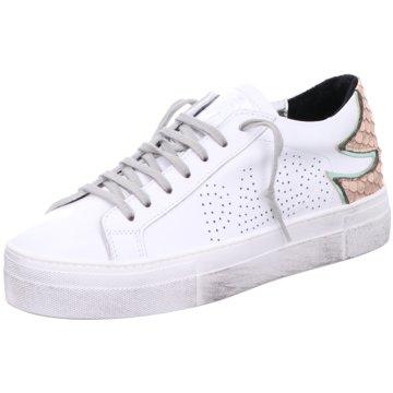 P448 Sneaker weiß