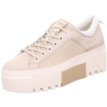 Vic Matié Plateau Sneaker beige