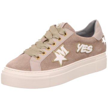 Maripé Sneaker beige