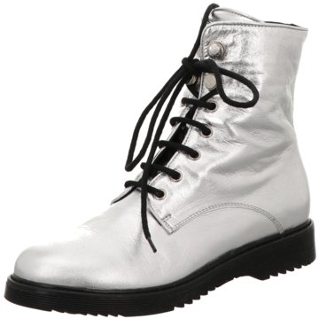 Marc Cain Stiefelette silber