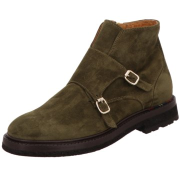 Camerlengo Sneaker grün
