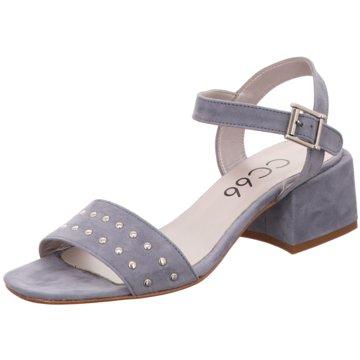 CC66 Sandalette blau