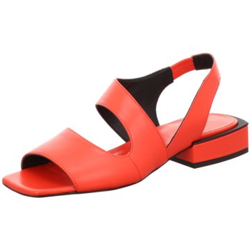 Vic Matié Sandalette orange