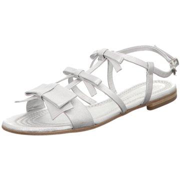 Kennel + Schmenger Top Trends Sandaletten silber