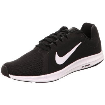 Nike NIKE DOWNSHIFTER 8,BLACK/WHITE-ANTH