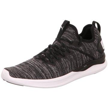 Puma Sneaker LowIGNITE FLASH EVOKNIT - 190508 schwarz