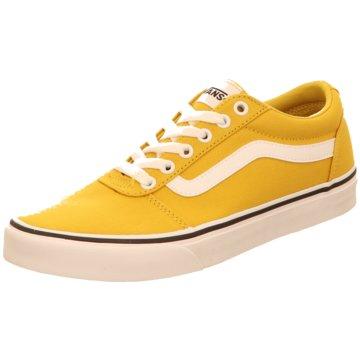 Vans Sneaker LowWM Ward gelb