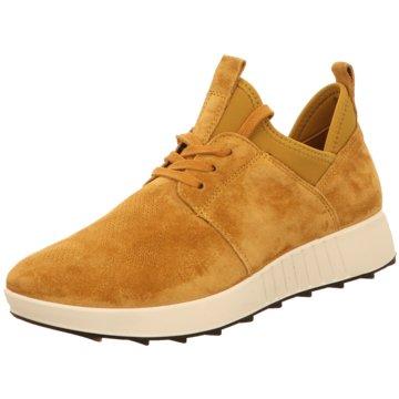 Legero Sneaker High gelb