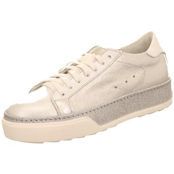 No Claim Sneaker Low silber