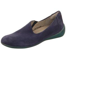 Think Komfort Slipper blau