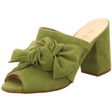 Peter Kaiser Klassische Pantolette grün