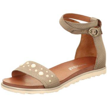 Sommerkind Sandale beige