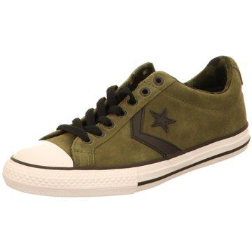 Converse Sneaker Low oliv