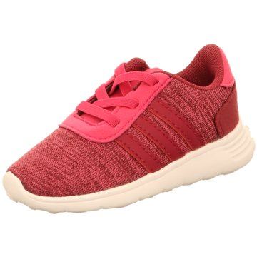 adidas Kleinkinder MädchenLite Racer Schuh - B76000 pink