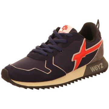 Naturino Sneaker Low blau