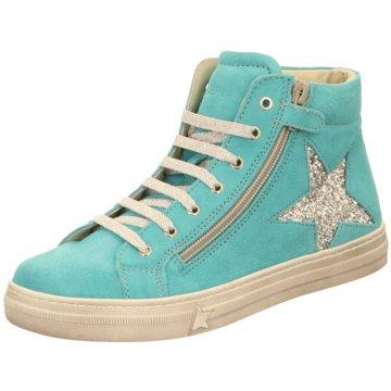 Lepi Sneaker High grün
