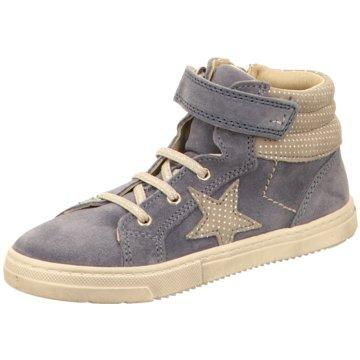 Lepi Sneaker High blau