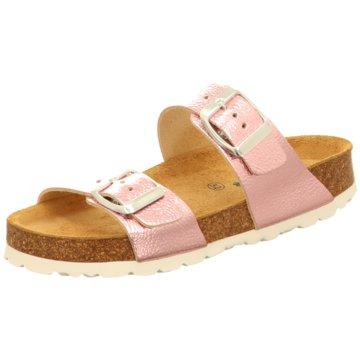 Canadian John Offene Schuhe rosa