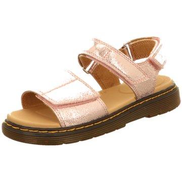 Dr. Martens Airwair Offene Schuhe pink