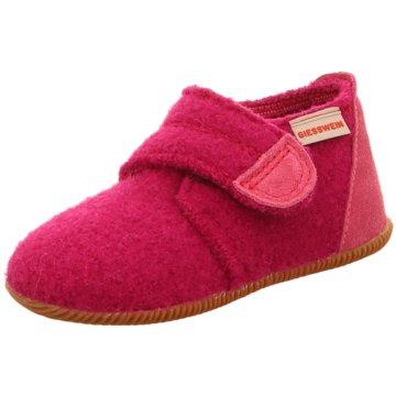 Giesswein Kleinkinder Mädchen pink