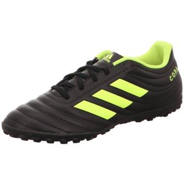 adidas Multinocken-SohleCopa 19.4 TF Fußballschuh - BB8097 schwarz