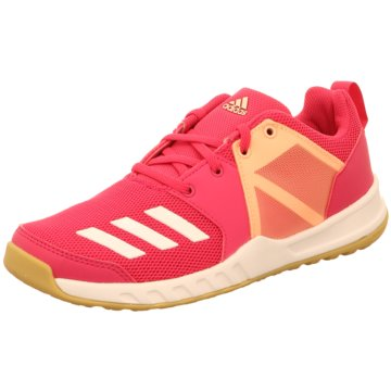 adidas Sneaker LowFortaGym Schuh - D97827 pink