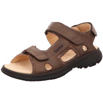 Ganter Outdoor Schuh braun