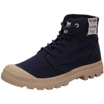 Palladium Sneaker High blau