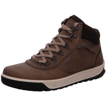 Ecco Sneaker HighECCO BYWAY TRED grau