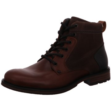 Bullboxer Boots Collection braun