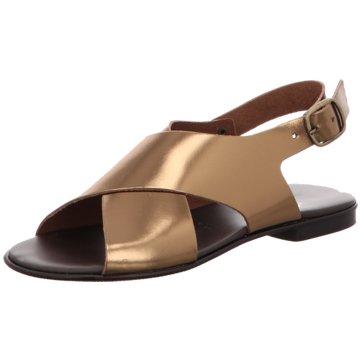 Antichi Romani Top Trends Sandaletten braun