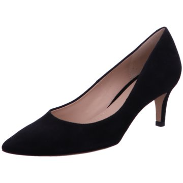 Perlato Top Trends Pumps schwarz