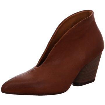Thea Mika Ankle Boot braun