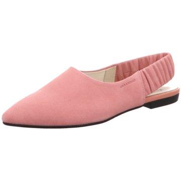 Vagabond Top Trends Ballerinas rosa