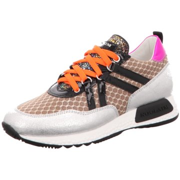 No Claim Top Trends Sneaker grau