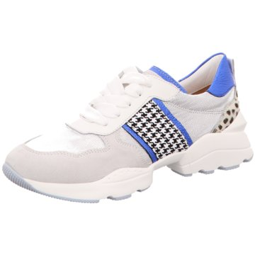 Maripé Plateau Sneaker weiß