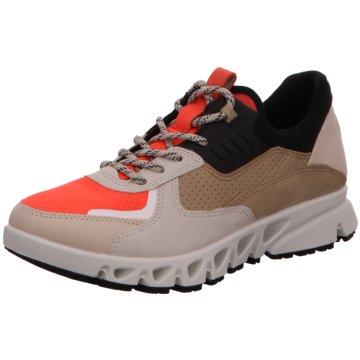 Ecco Sneaker Low bunt