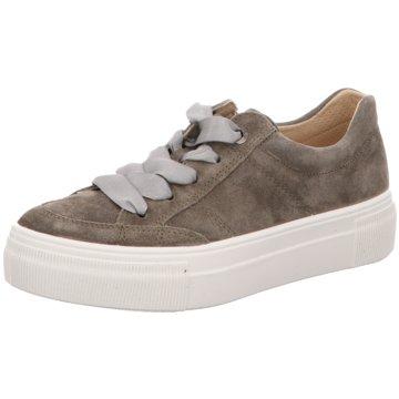Legero Plateau Sneaker beige