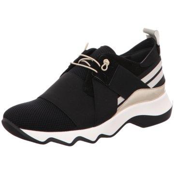 Donna Carolina Top Trends Slipper schwarz