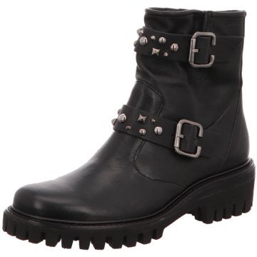 Paul Green Biker Boot9330 schwarz