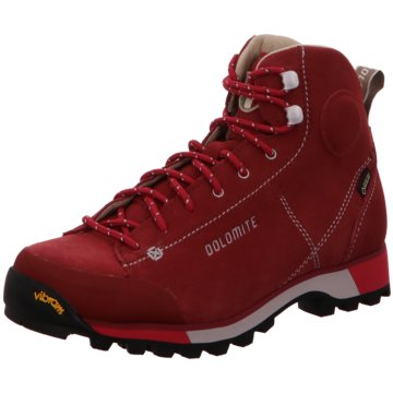 Dolomite Outdoor Schuh rot