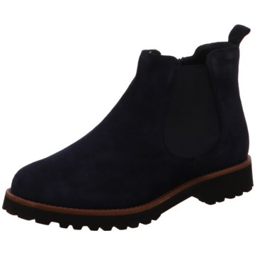 Sioux Chelsea Boot blau