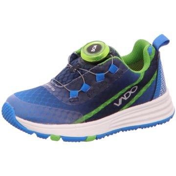 Vado Sneaker LowSky GTX boa blau