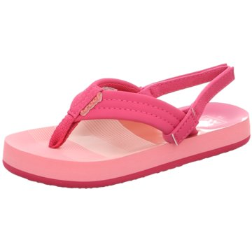 Reef Offene Schuhe pink