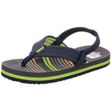 Reef Offene Schuhe blau