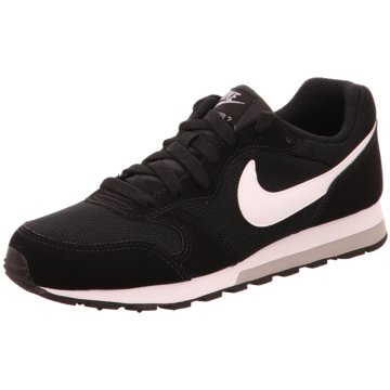 Nike Sneaker LowNike MD Runner 2 Big Kids' Shoe - 807316-001 schwarz