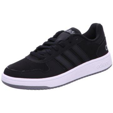 adidas Sneaker LowHoops 2.0 schwarz